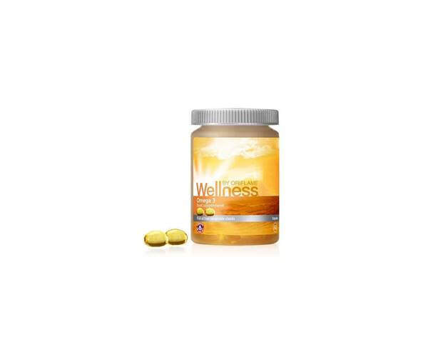 Kwas Omega 3 Wellness Oriflame