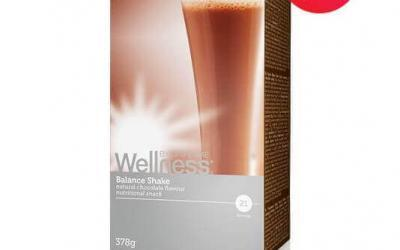 Czekoladowy koktajl Natural Balance Wellness ORIFLAME
