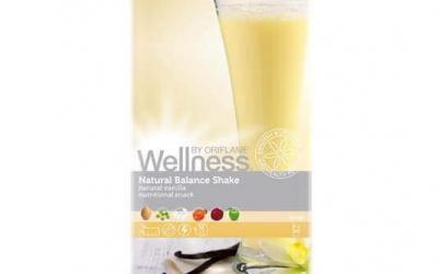 Waniliowy koktajl Natural Balance Wellness ORIFLAME