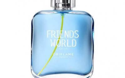 Friends World woda toaletowa ORIFLAME