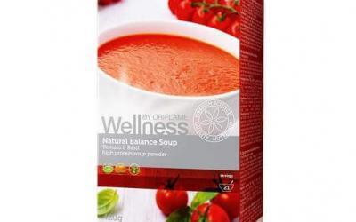 Zupa pomidorowa z bazylią Natural Balance ORIFLAME