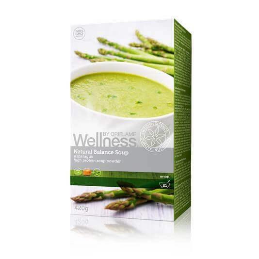 Zupa szparagowa Natural Balance ORIFLAME