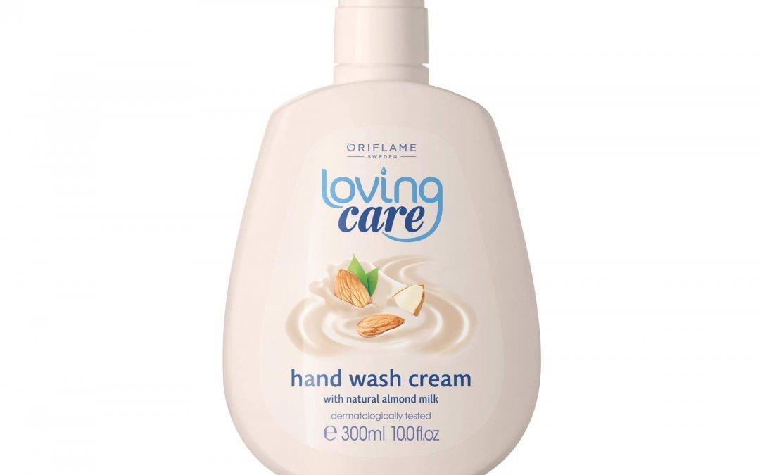 Kremowe mydło w płynie do rąk Loving Care ORIFLAME