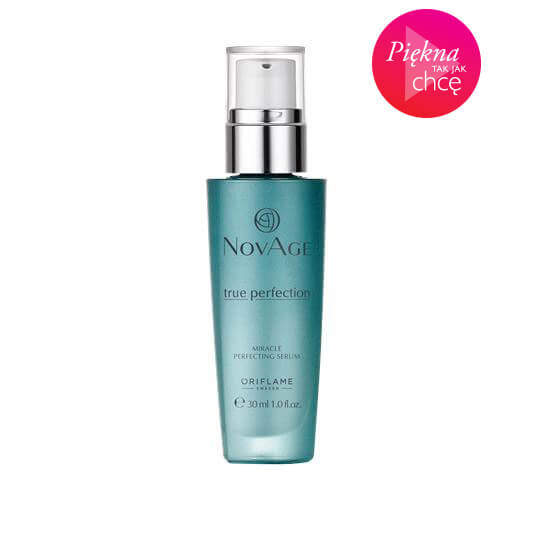 Serum Miracle Perfecting Novage True Perfection ORIFLAME