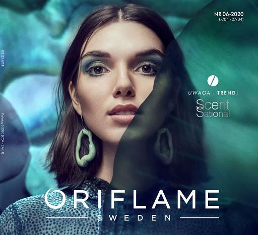 oriflame najnowszy katalog